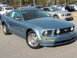 2006 Windveil Blue Metallic Ford Mustang GT Premium Coupe #78319938