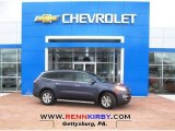 2013 Atlantis Blue Metallic Chevrolet Traverse LS #78320047
