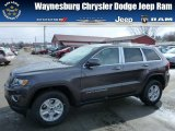 2014 Granite Crystal Metallic Jeep Grand Cherokee Laredo 4x4 #78319822