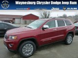 2014 Deep Cherry Red Crystal Pearl Jeep Grand Cherokee Limited 4x4 #78319821