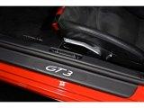 2007 Porsche 911 GT3 Marks and Logos