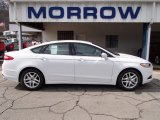 2013 Oxford White Ford Fusion SE #78319693