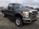 2013 Ford F250 Super Duty XLT Regular Cab 4x4 Data, Info and Specs