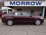 2013 Bordeaux Reserve Red Metallic Ford Fusion SE 1.6 EcoBoost #78319692