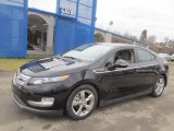 2013 Black Chevrolet Volt  #78319680