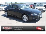 2013 Brilliant Black Audi A4 2.0T quattro Sedan #78319912