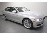 2012 Glacier Silver Metallic BMW 3 Series 335i Sedan #78320023