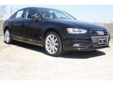 2013 Brilliant Black Audi A4 2.0T quattro Sedan #78320231