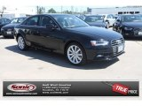 2013 Brilliant Black Audi A4 2.0T Sedan #78319902
