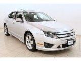 2010 Brilliant Silver Metallic Ford Fusion Sport #78320118