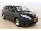 2012 South Pacific Pearl Toyota Sienna LE #78320109