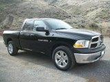 2012 Black Dodge Ram 1500 ST Quad Cab #78320213