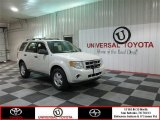 2009 White Suede Ford Escape XLS #78319636