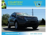 2011 Sterling Grey Metallic Ford Explorer XLT #78320084