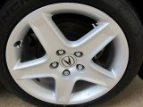 Acura TL 2004 Wheels and Tires