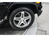 Mercedes-Benz G 2010 Wheels and Tires