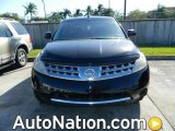 2006 Super Black Nissan Murano S AWD #78319988