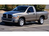 2006 Light Khaki Metallic Dodge Ram 1500 SLT Regular Cab #78319964