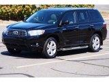 2010 Black Toyota Highlander Limited #78319963