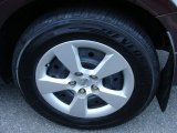 Nissan Quest 2007 Wheels and Tires