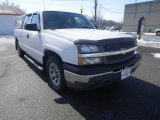 2005 Summit White Chevrolet Silverado 1500 Extended Cab #78375214