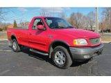 2003 Ford F150 FX4 Regular Cab 4x4 Data, Info and Specs