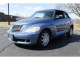 2007 Marine Blue Pearl Chrysler PT Cruiser Convertible #78374837