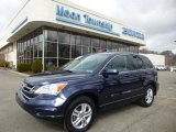 2011 Royal Blue Pearl Honda CR-V EX-L 4WD #78374650