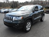 2011 Jeep Grand Cherokee Natural Green Pearl