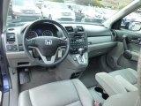 2011 Honda CR-V EX-L 4WD Gray Interior
