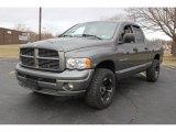 2005 Mineral Gray Metallic Dodge Ram 1500 ST Quad Cab 4x4 #78374835