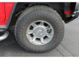 Hummer H2 2004 Wheels and Tires
