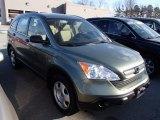 2008 Green Tea Metallic Honda CR-V LX #78375183