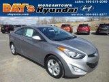 2013 Titanium Gray Metallic Hyundai Elantra Coupe GS #78375019