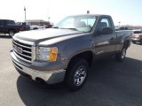 2013 Mocha Steel Metallic GMC Sierra 1500 Regular Cab #78374817