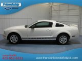 2006 Performance White Ford Mustang V6 Premium Coupe #78374431