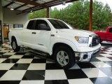 2008 Super White Toyota Tundra SR5 Double Cab #78375531