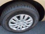 Kia Sedona 2011 Wheels and Tires