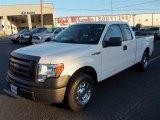 2011 Oxford White Ford F150 XL SuperCab #78374415