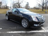 Black Raven Cadillac CTS in 2013