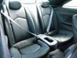 2013 Cadillac CTS 4 AWD Coupe Rear Seat
