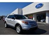 2013 Ingot Silver Metallic Ford Explorer XLT #78374591