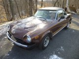 Fiat Spider 2000 Colors