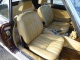 Fiat Spider 2000 Interiors
