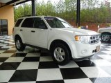 2009 Oxford White Ford Escape XLT V6 4WD #78375489