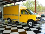 2006 GMC Savana Cutaway 3500 Commercial Moving Truck