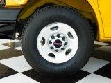 GMC Savana Cutaway 2006 Wheels and Tires