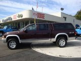 2004 Deep Molten Red Pearl Dodge Dakota SLT Quad Cab 4x4 #78374781