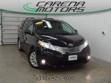 2011 Black Toyota Sienna Limited AWD #78375481