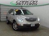 2008 Platinum Ice Metallic Buick Enclave CXL #78375478